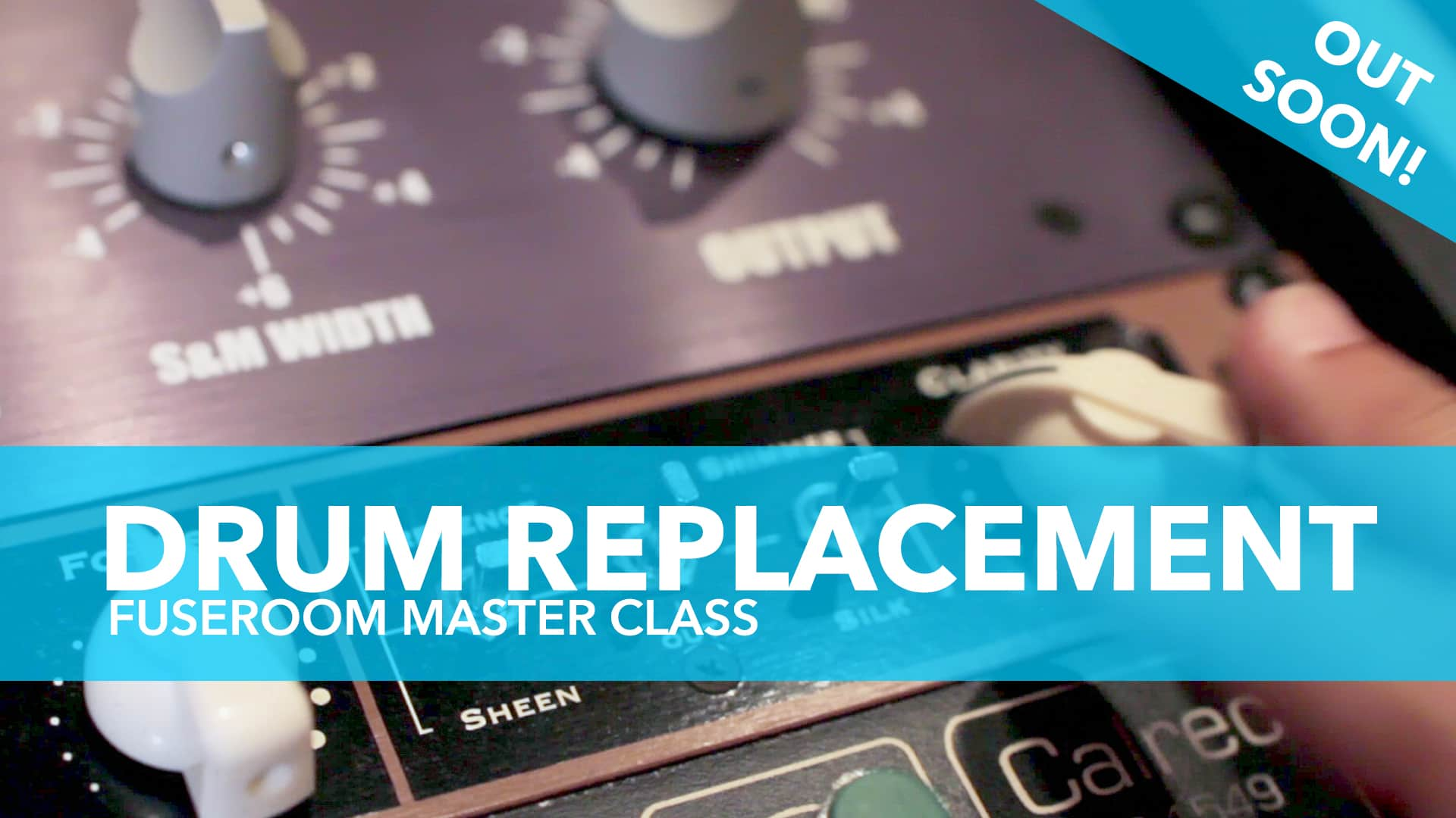 Drum Replacement and Samples
