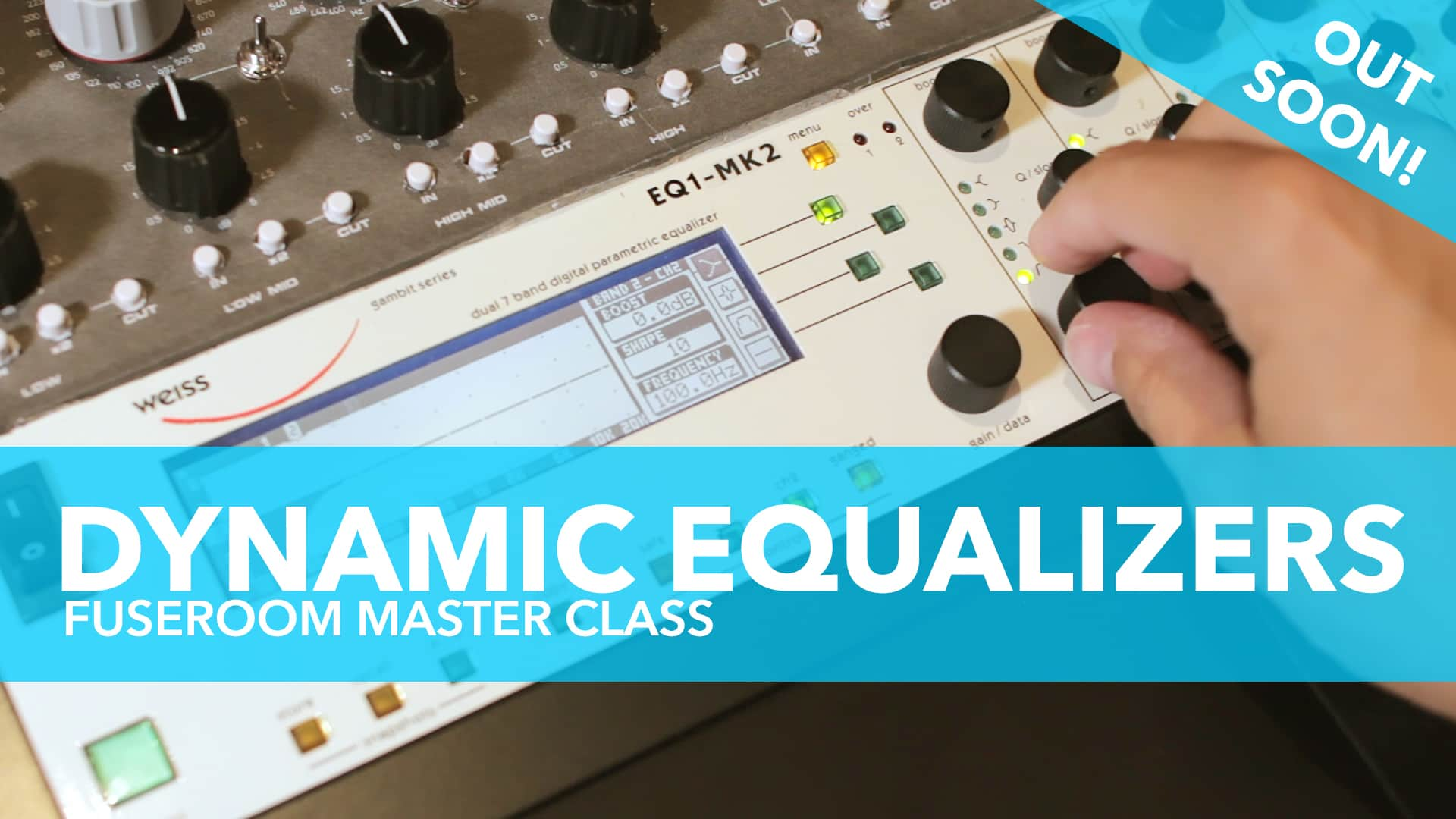 Dynamic Equalizers