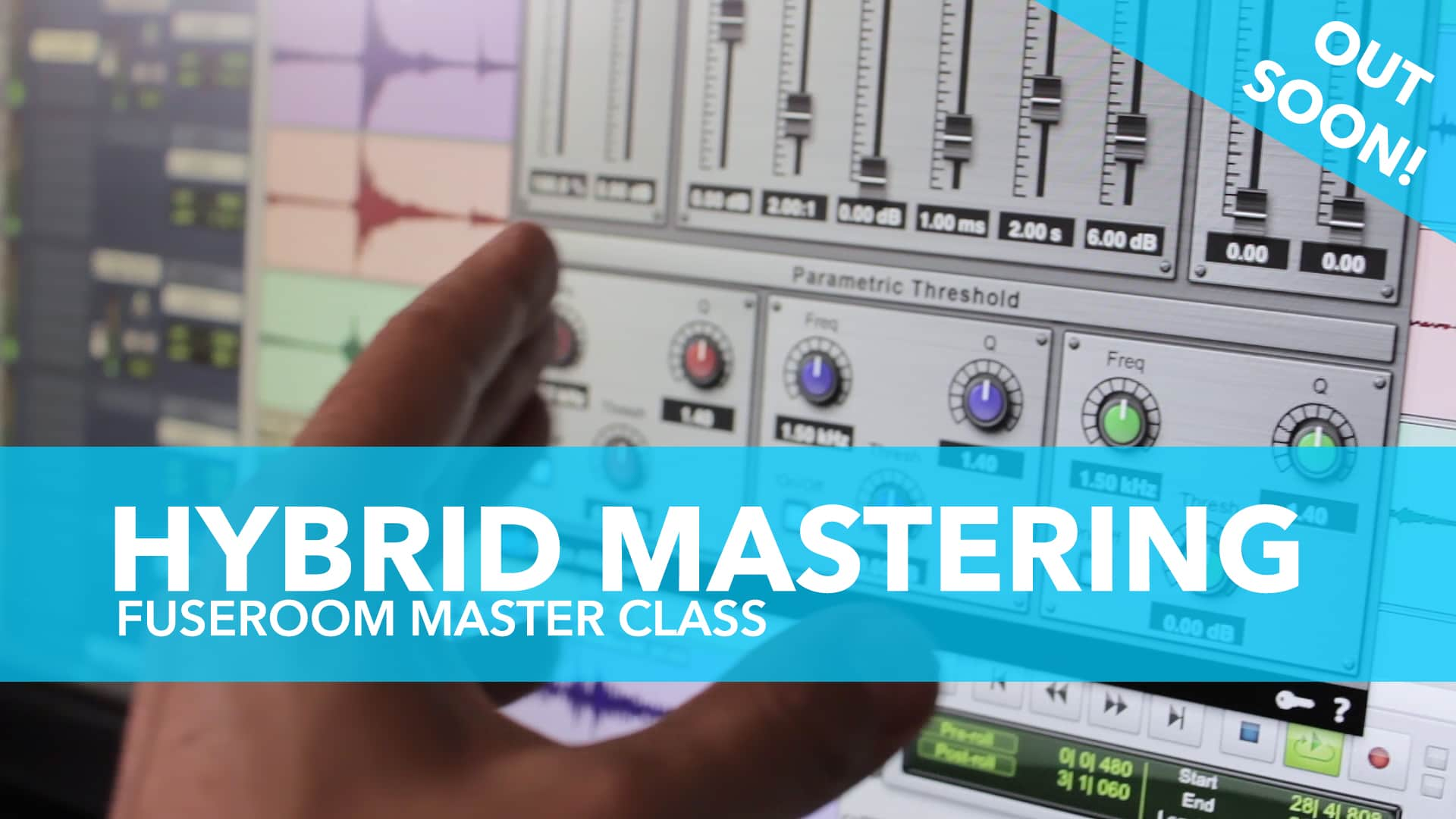 Hybrid Mastering - Assist to a real mastering session